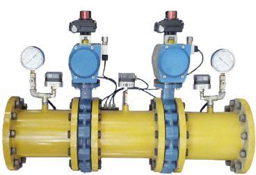 系统组件:气动安全阀组