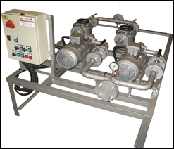 系统组件:油泵单元