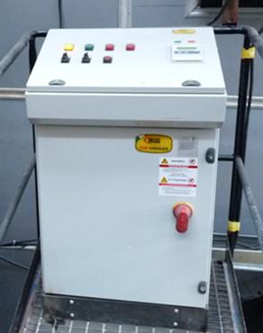 系统组件:远程电控柜