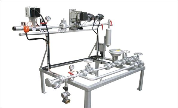 系统组件:油处理单元